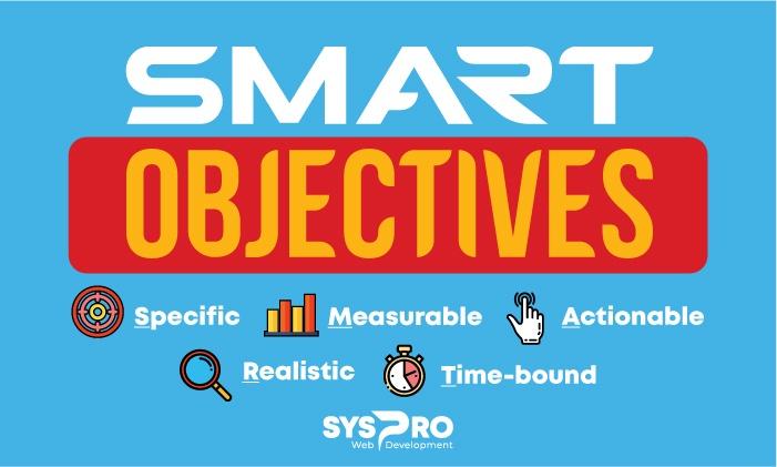 laman web perniagaan perlukan SMART Objectives